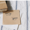 Ajassi Rubber Stamp - Origami Series (discon.)