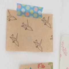 Ajassi Rubber Stamp - Origami Series