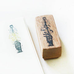 Black Milk Project Rubber Stamp - Heal