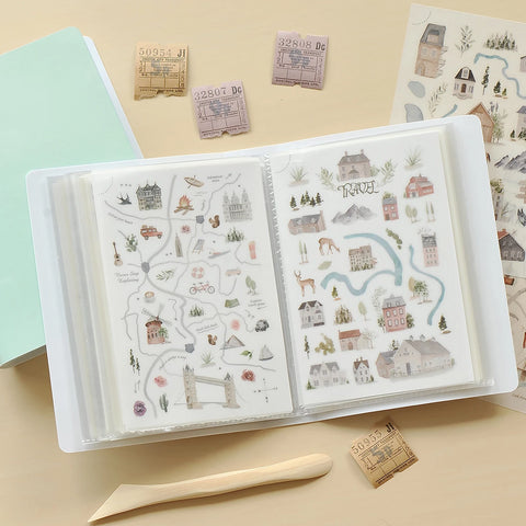 MU Sticker Sheet Folder