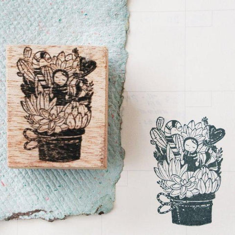 [LIMITED EDITION] Black Milk Project Rubber Stamps - Christmas Special