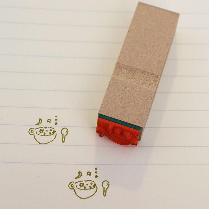 Kojima Inbo Rubber Stamp - Little Things in Life Series