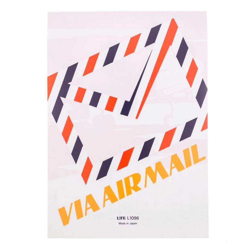 LIFE Air Mail Letter Pad