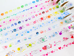 Heart Fingers Washi Tapes