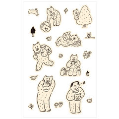Ajassi Sticker Sheet