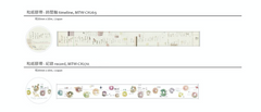 Chamil Garden 5th Anniversary Washi Tapes