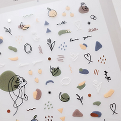 Suatelier Stickers - Deco drawings