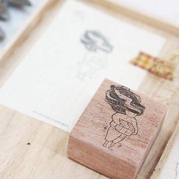 Black Milk Project Rubber Stamp - Gift