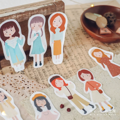 Jeju Girls Stickers