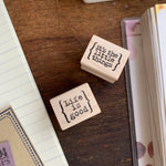 CatslifePress Rubber Stamp - details in life series