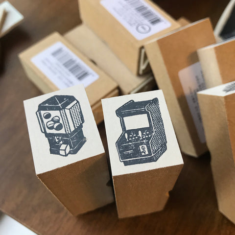 Ajassi Rubber Stamp - Collectible Series
