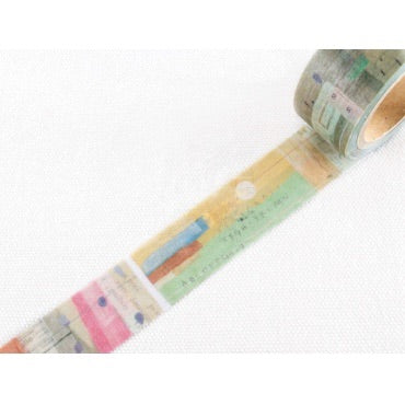 Chamil Garden Spring 2019 Washi Tape Collection