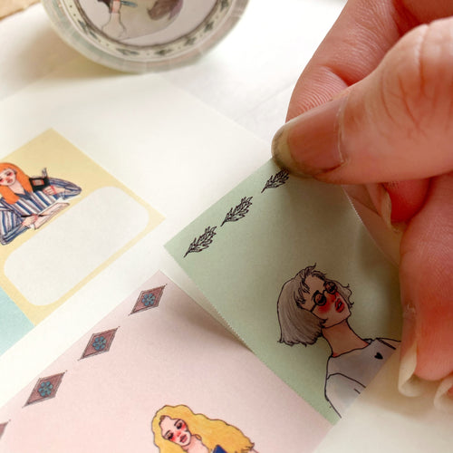 [Limited Edition] LDV x Shin Kong Exhibition Sticky-Note Paper Tape II