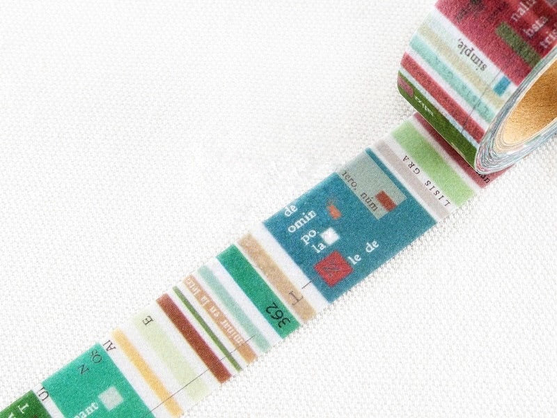 Chamil Garden Washi Tape Collection - Winter Special