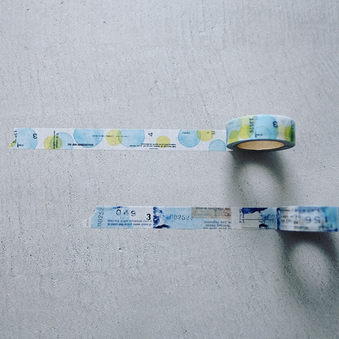 YOHAKU Original Washi Tapes Collection III