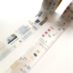 [Limited Edition] Liang Feng x Shin Kong Exhibition Washi Tape