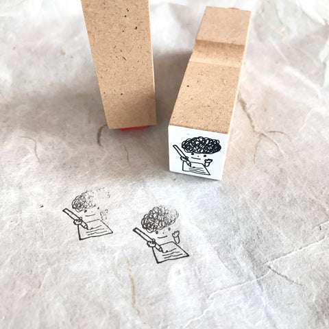 Kojima Inbo Child Rubber Stamp Collection