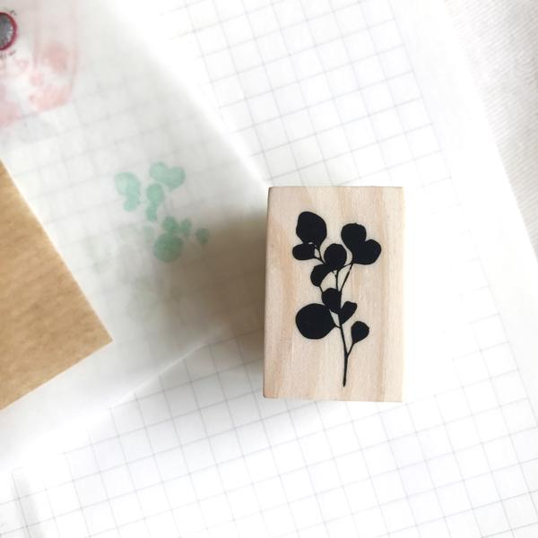OHS Botanical Rubber Stamps Collection II