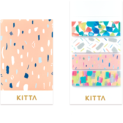 KITTA Washi Tape Stickers - KIT037 Prism