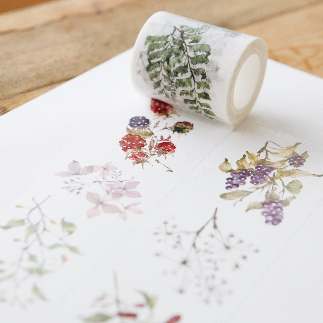 OURS Wild Woods Washi Tape
