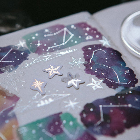 OURS Star & Zodiac Sticker Flakes