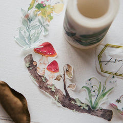 OURS Wild Woods II Washi Tape