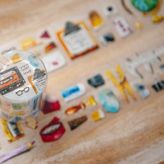 OURS Craft Stuff PET Tape