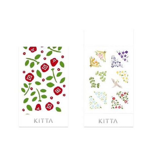 KITTA Seal - KITD015 Flower Frame