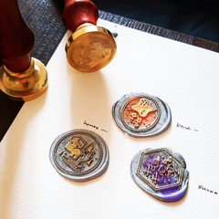 Kurukynki Illusion Wax Seals
