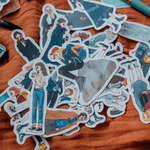 LDV [Bon Voyage] Sticker Set (30pcs)