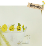 Suatelier Stickers - Lemon