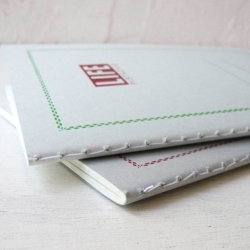 LIFE Pistachio Notebooks / Ruled