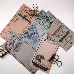 lihaopaper Journal Cards