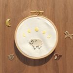 Suatelier Sticker - Moon Phases