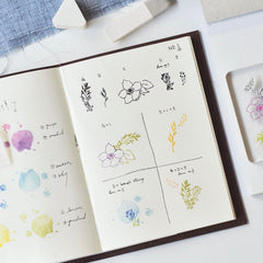 MU Botanical Clear Stamp Set
