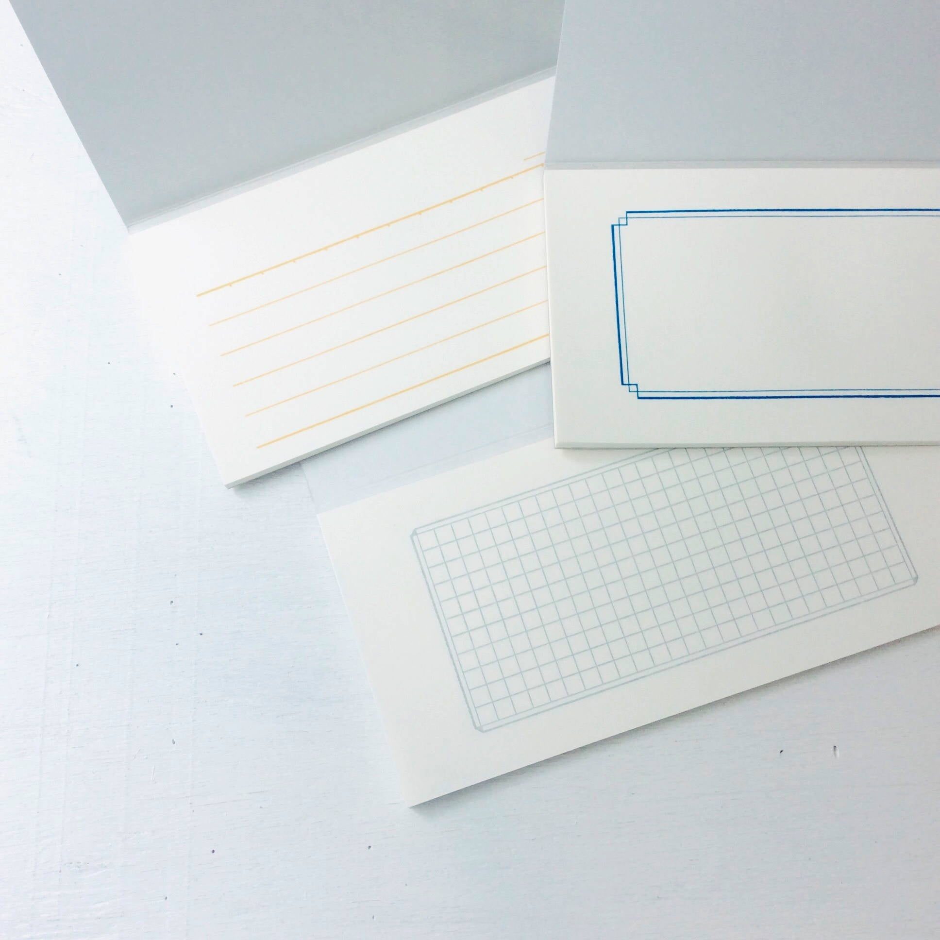 yuruliku Notepad - Ruled