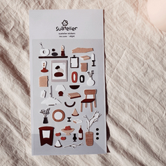Suatelier Sticker -  Object