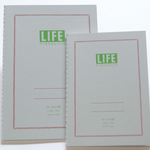 LIFE Pistachio Notebooks / Section