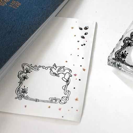 Frame Clear Stamp