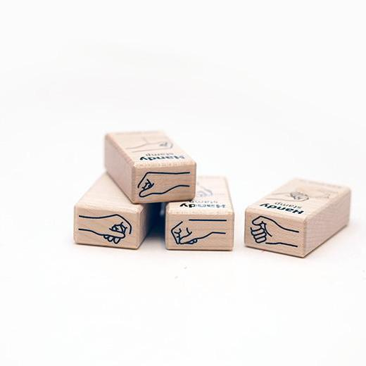 Plain Handy Rubber Stamps