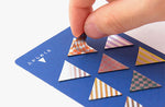 MD Sticky Memo - Metallic Film Markers
