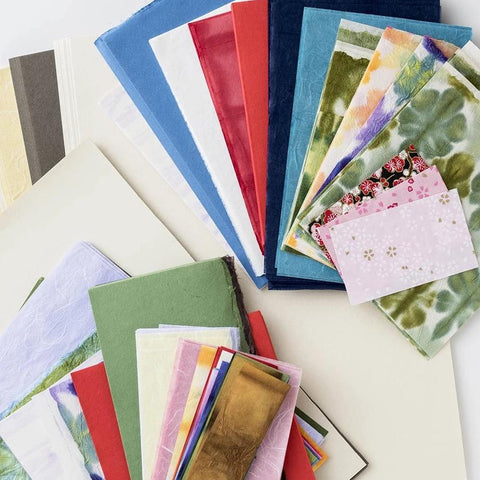 Mix & Match Washi Paper Pack