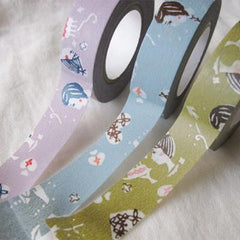 Classiky Girls Washi Tapes (15mm)