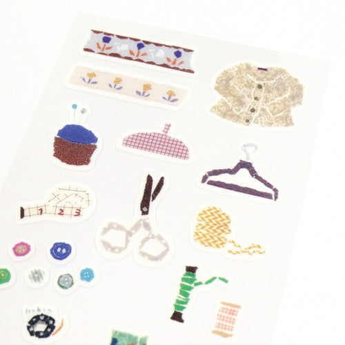 [My Favorite] Washi Sticker - Sewing