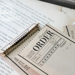 lihaopaper Journal Craft Paper Memo Pads