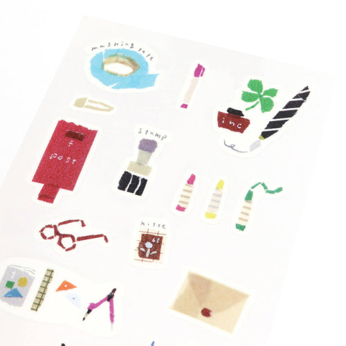 [My Favorite] Washi Sticker - Stationery