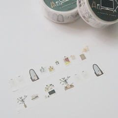 p.palette Washi Tape - Studio