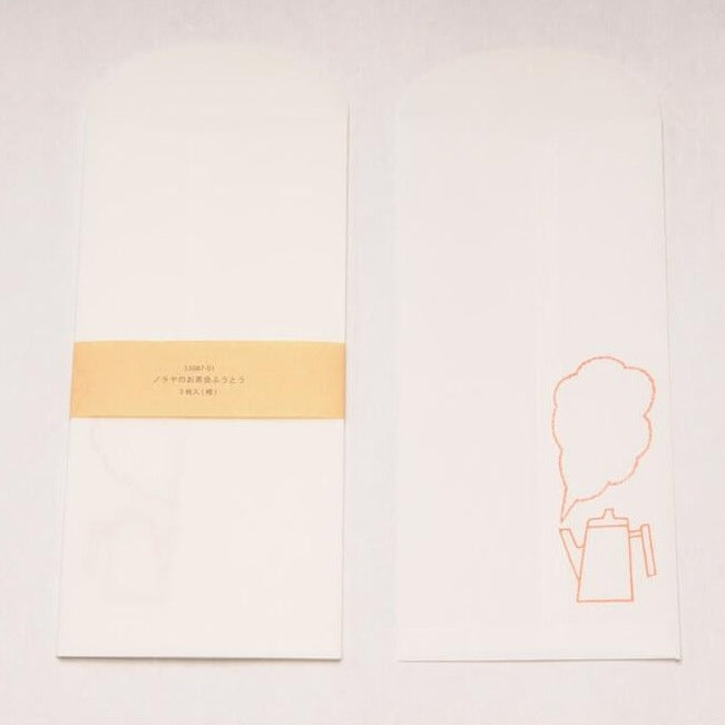 Classiky x Noraya Tea Party Letter Pad and Envelope
