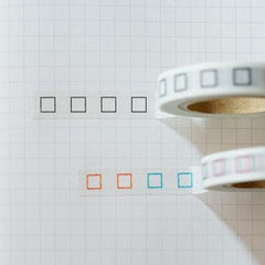 icco nico To Do Washi Tape (Set of 2)