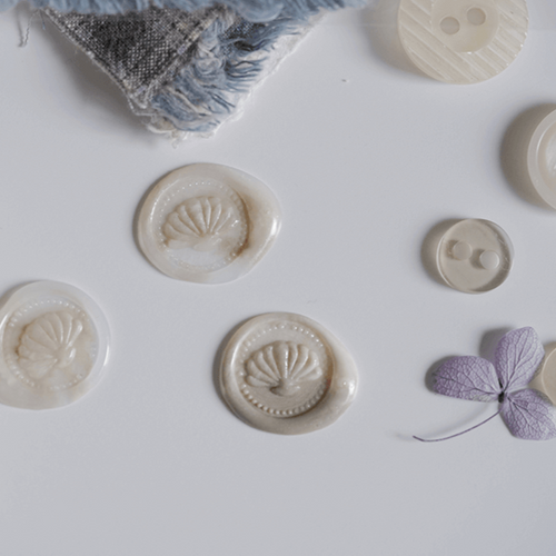 Endless Summer Wax Seal - Seashell